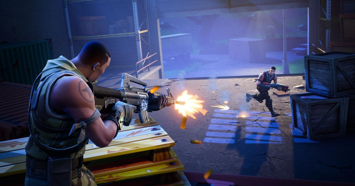 Fortnite Battle Royale kommt für Smartphones