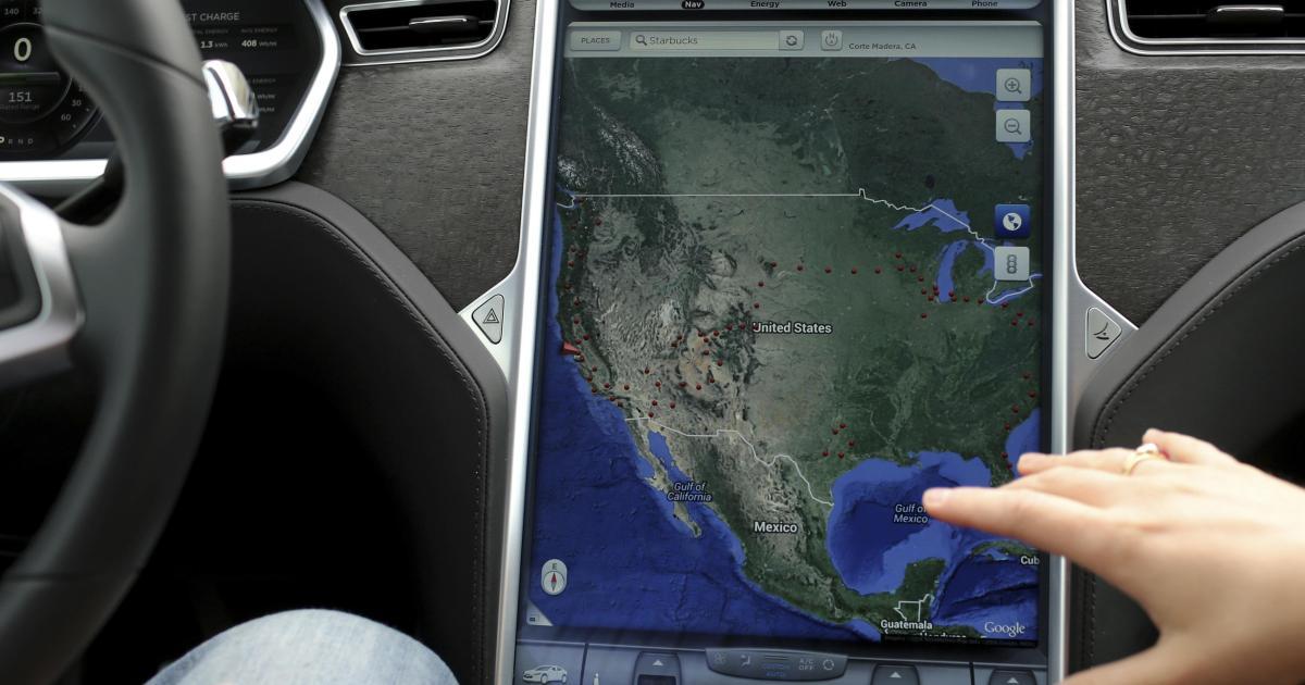 Tesla veröffentlicht komplett neue Navigationslösung