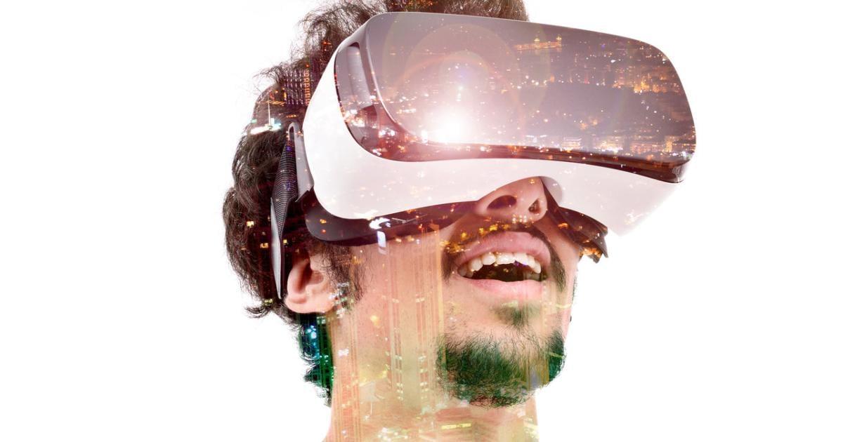 Facebooks VR-Brille könnt ihr mit den Händen steuern