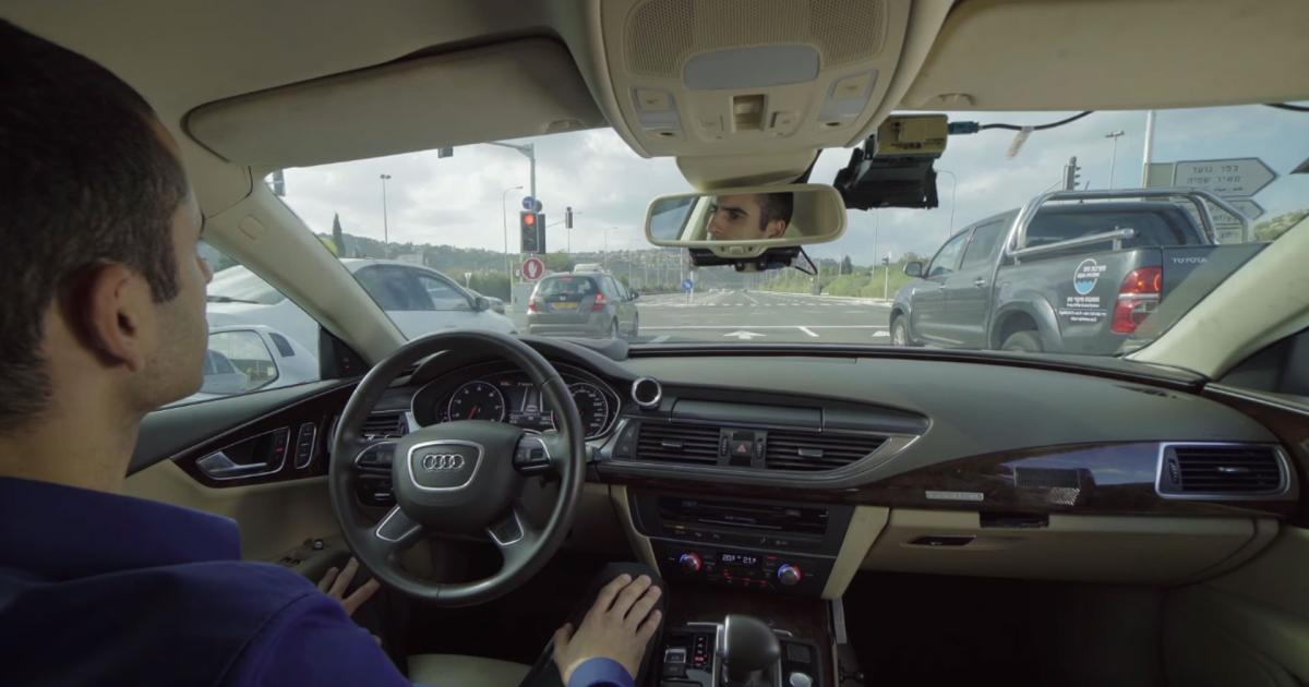 Intel will europäischen PKW autonomes Fahren beibringen