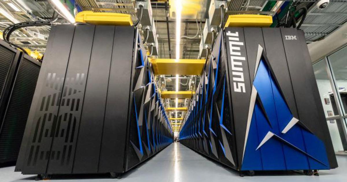 USA präsentieren schnellsten Supercomputer