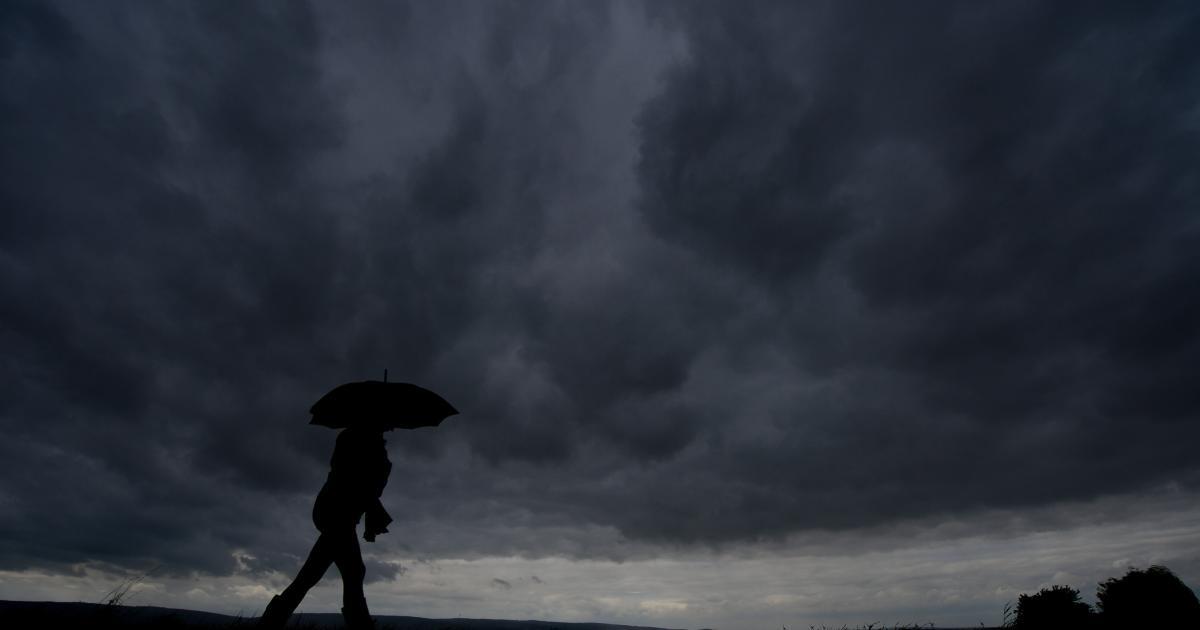 Wolkenbruch-Video wird zum Internet-Hit