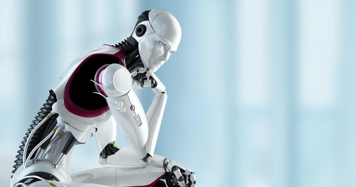 Wie die Maschinen zu einem Bewusstsein kommen