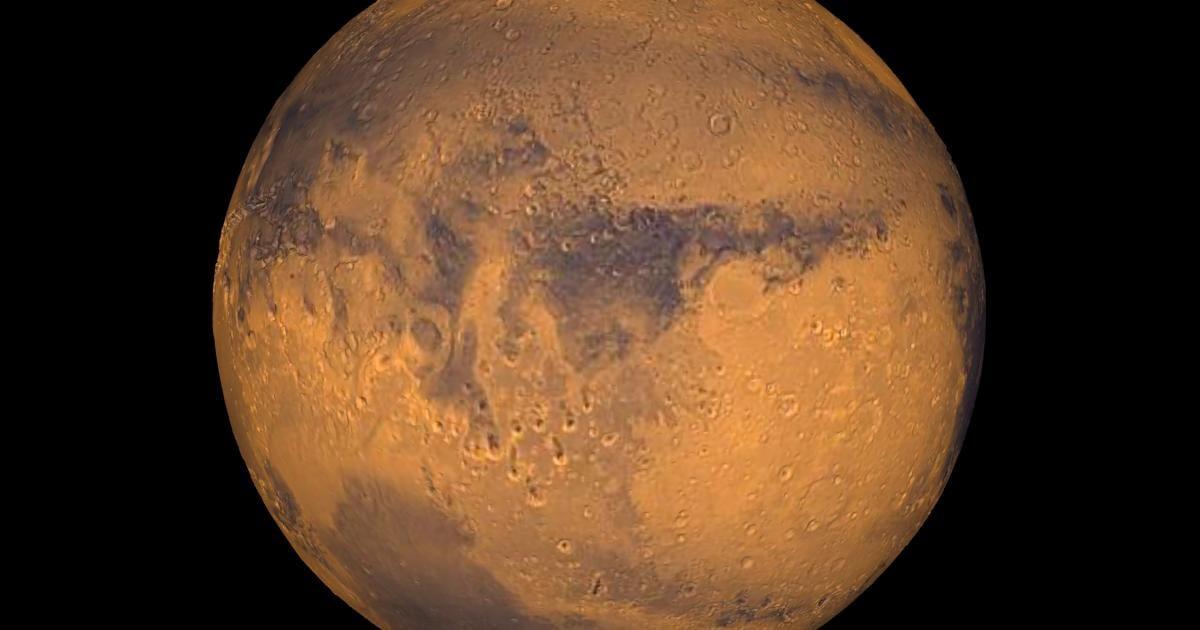 Mars kommt der Erde näher