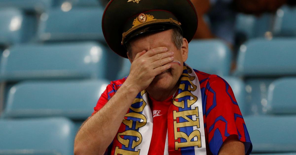 So wird im Internet über Russlands Niederlage gelacht