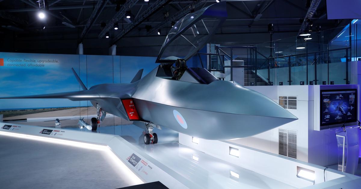 Neuer britischer Kampfjet mit Roboterpilot und Laserwaffen