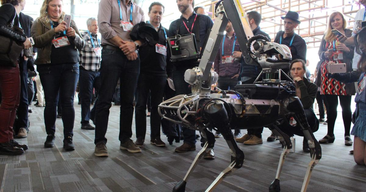 Boston Dynamics will 1000 SpotMini-Roboter pro Jahr bauen