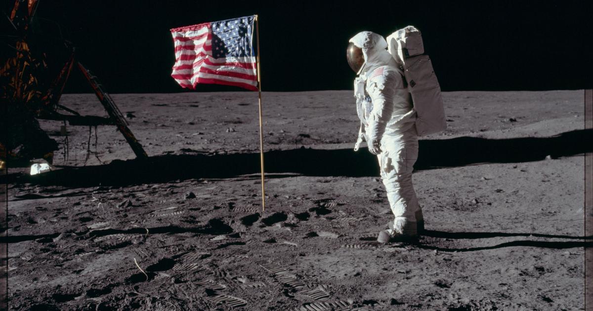 19.000 Stunden: NASA veröffentlicht Audioaufnahmen von Apollo 11