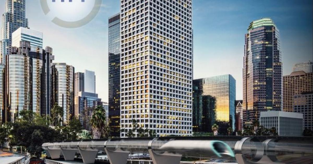 Hyperloop soll an Apple-Campus in Cupertino andocken