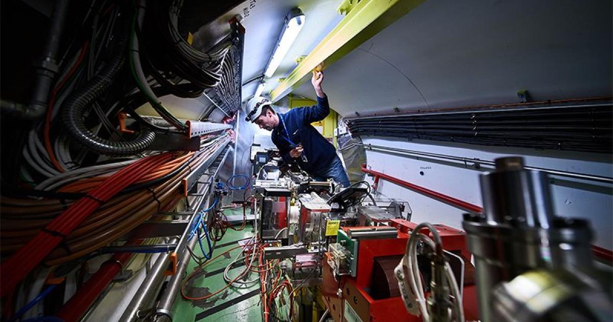Erfolg: CERN testet neuartigen kompakten Teilchenbeschleuniger