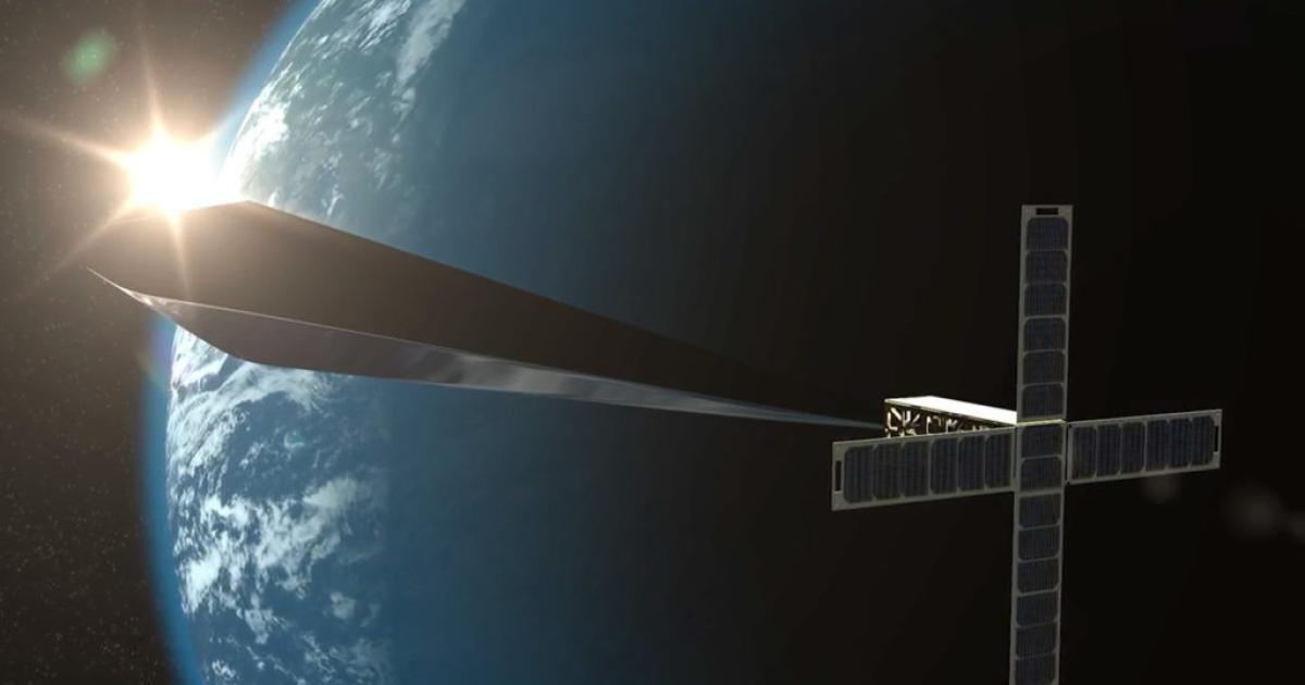 Künstler will sinnlos glänzenden Satelliten ins All schießen