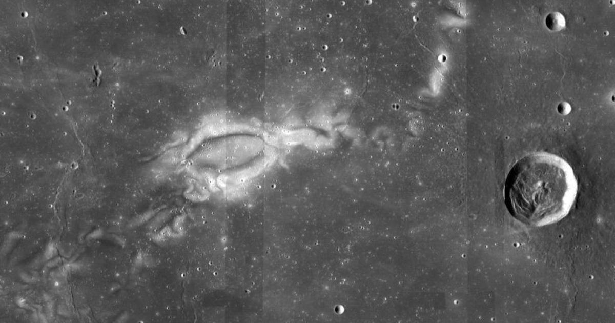Magnetische Lava könnte seltsame Mondwirbel verursachen