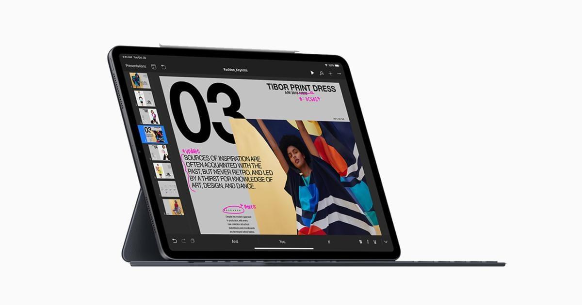 iPad (Pro) - cover