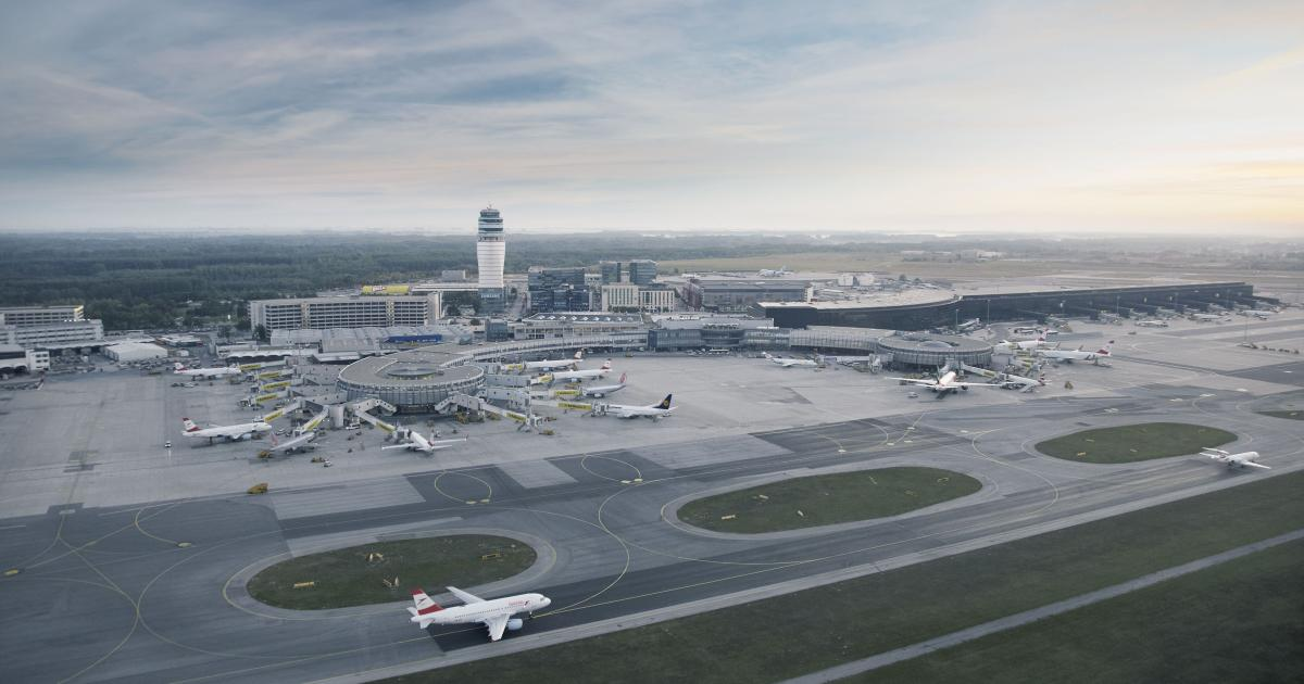 A1 und Flughafen Wien testen 5G-Netz