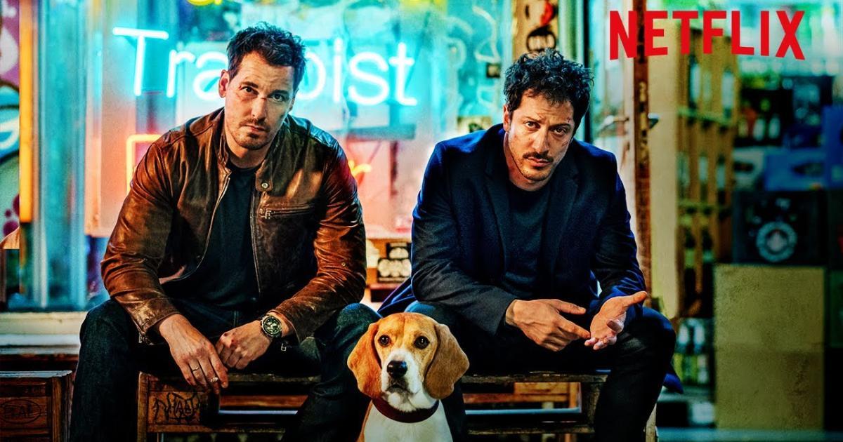 Dogs Of Berlin Burning Series