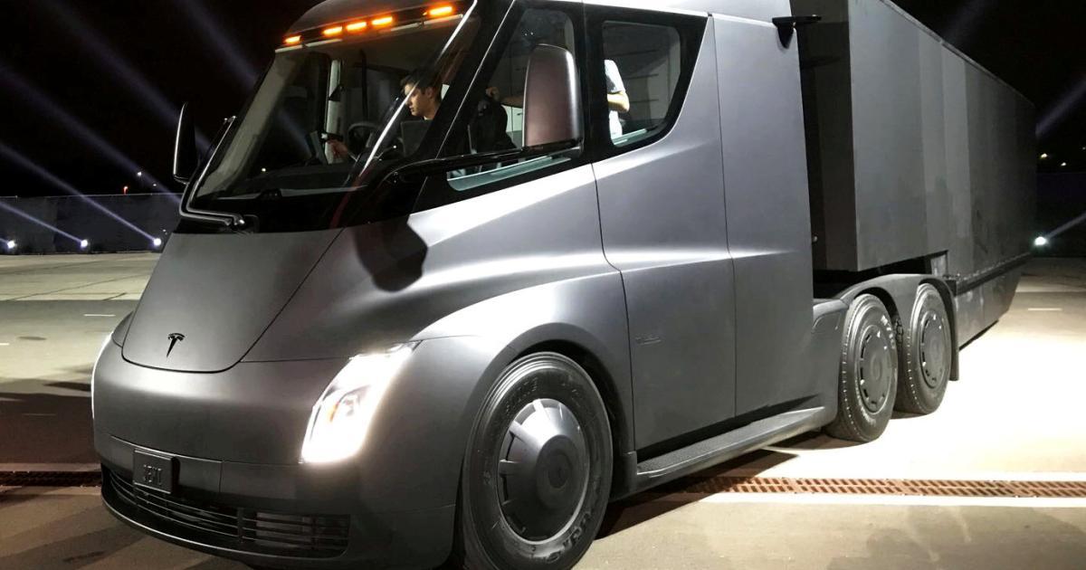 Tesla Wohnmobil