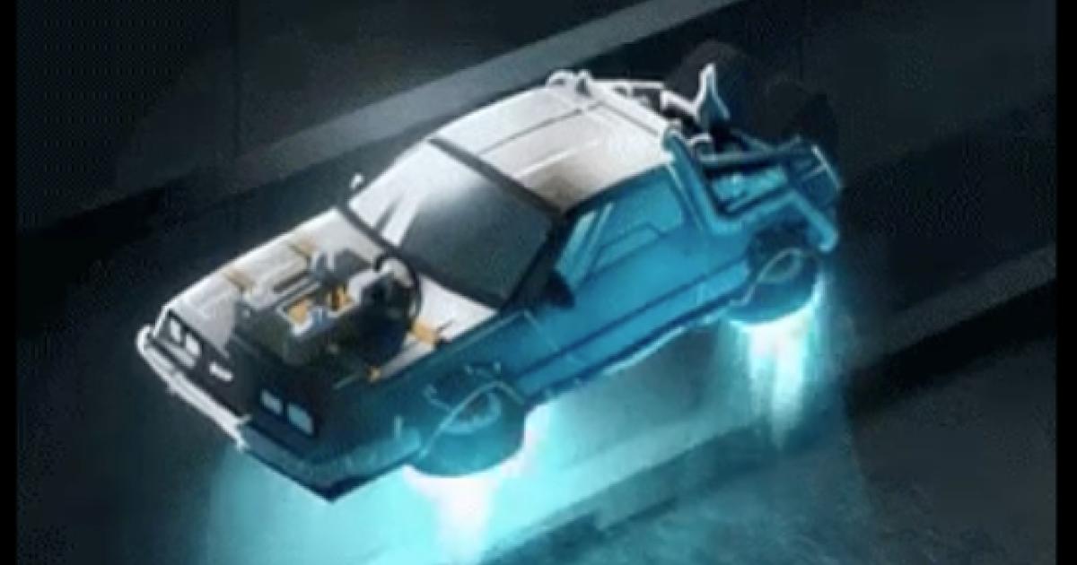 Elon Musk: Nächster Tesla Roadster wird über der Straße schweben