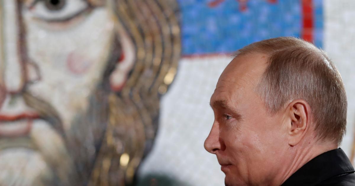 """""""Die dunkle Seite des Kremls"""" ist ein 175 GB großer Datenleak"""