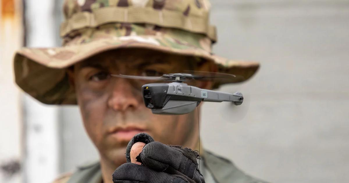 US-Armee bekommt lautlose Mini-Drohnen für Kampfeinsätze