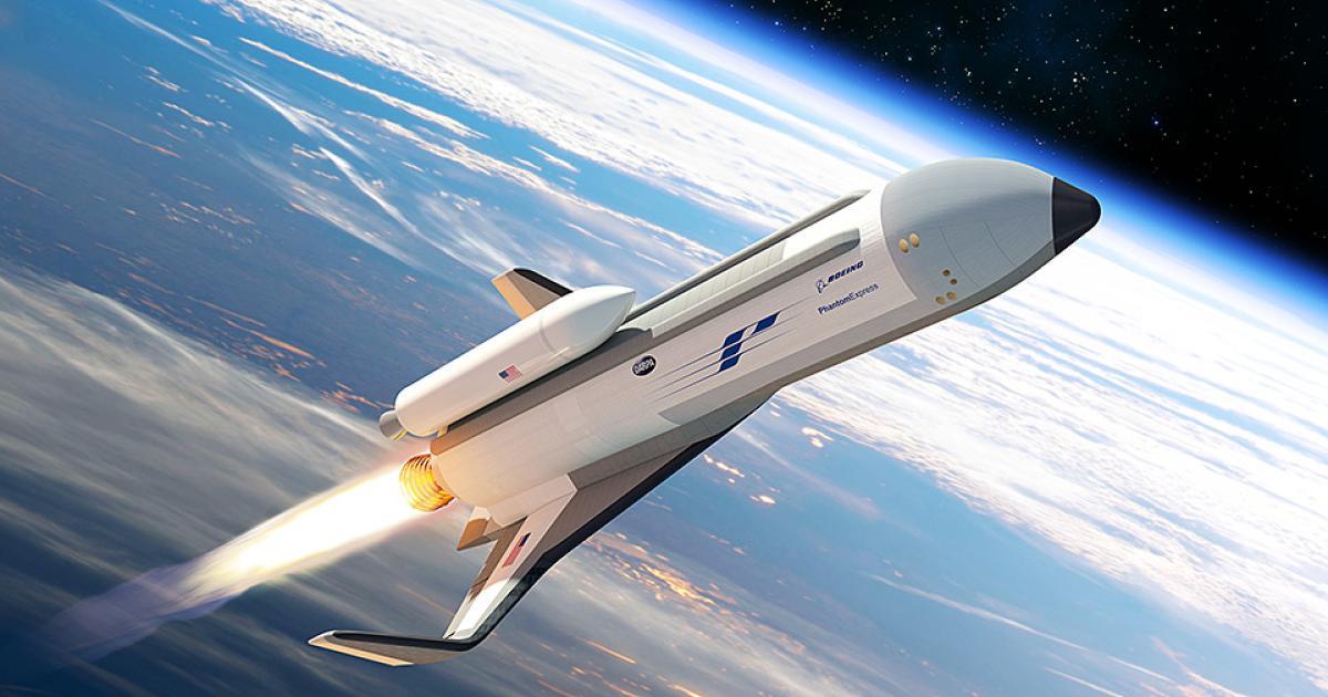 Wie Teile der Space Shuttles in neuen Raumschiffen weiterleben