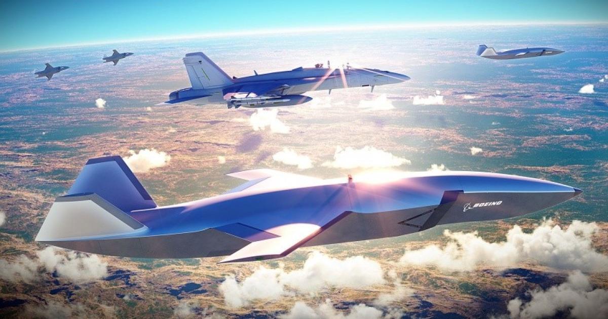 Boeings erster pilotenloser Kampfjet könnte 2020 abheben