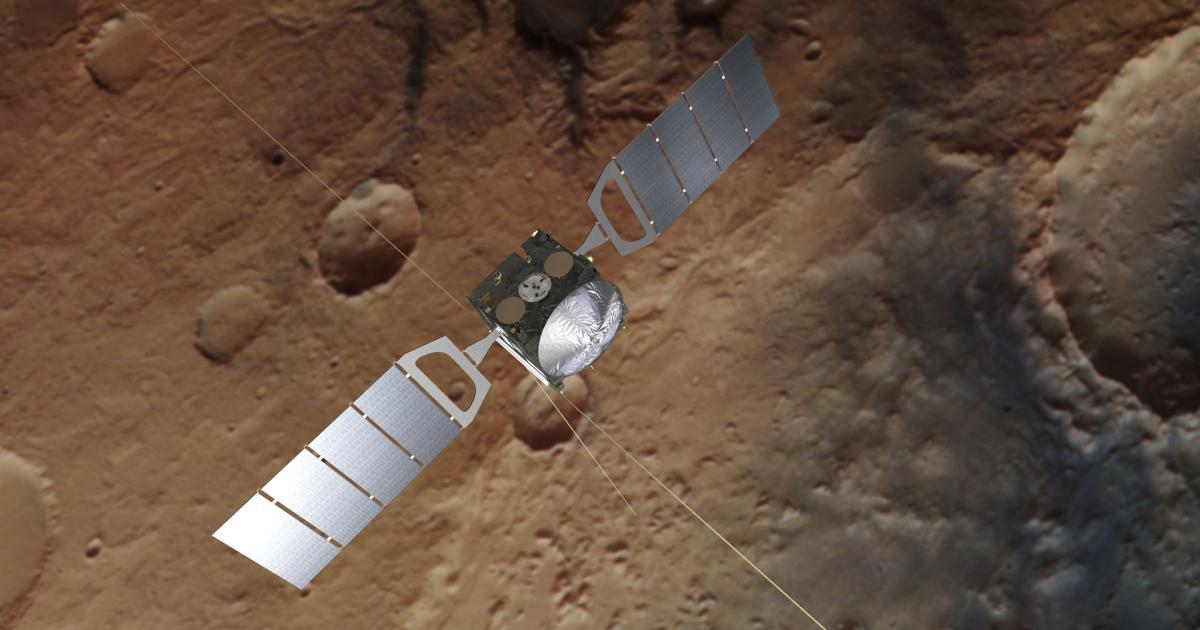 Der Mars hatte ein planetenweites Grundwassersystem