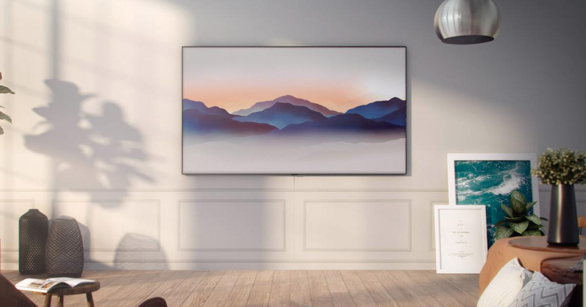 Samsung entwickelt Fernseher ohne Stromkabel