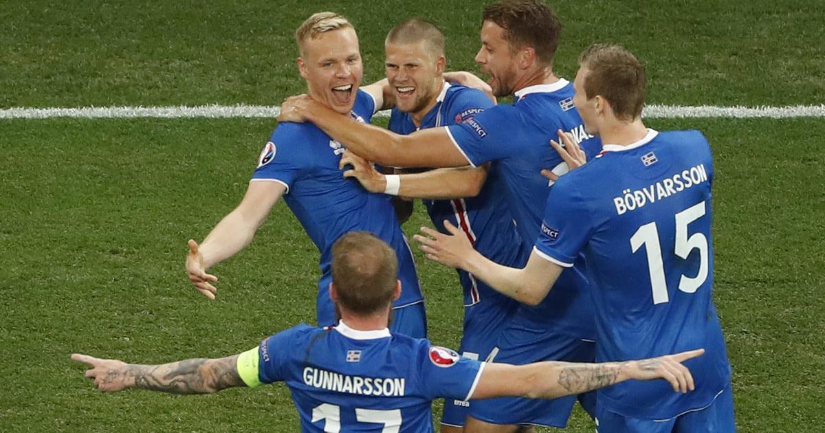 Isländischer Fussball Kommentator