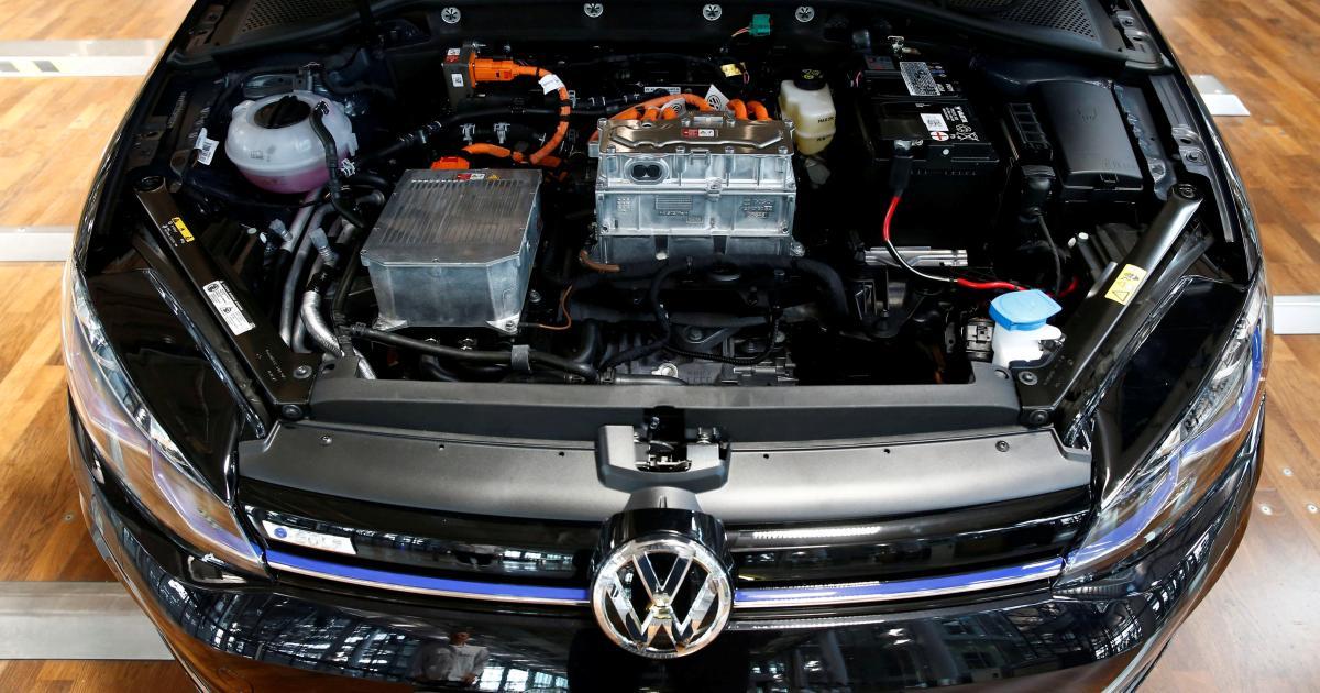 VW kündigt europäische Allianz für Elektroauto-Batterien an