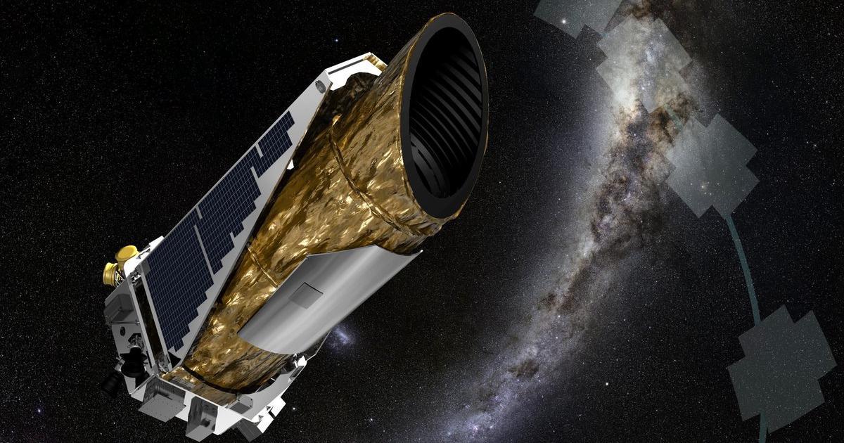 NASA legt Kepler schlafen, um das letzte bisschen Treibstoff zu sparen