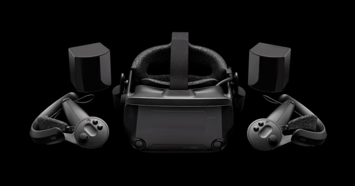 Virtual-Reality-System von Valve erkennt jeden Finger einzeln