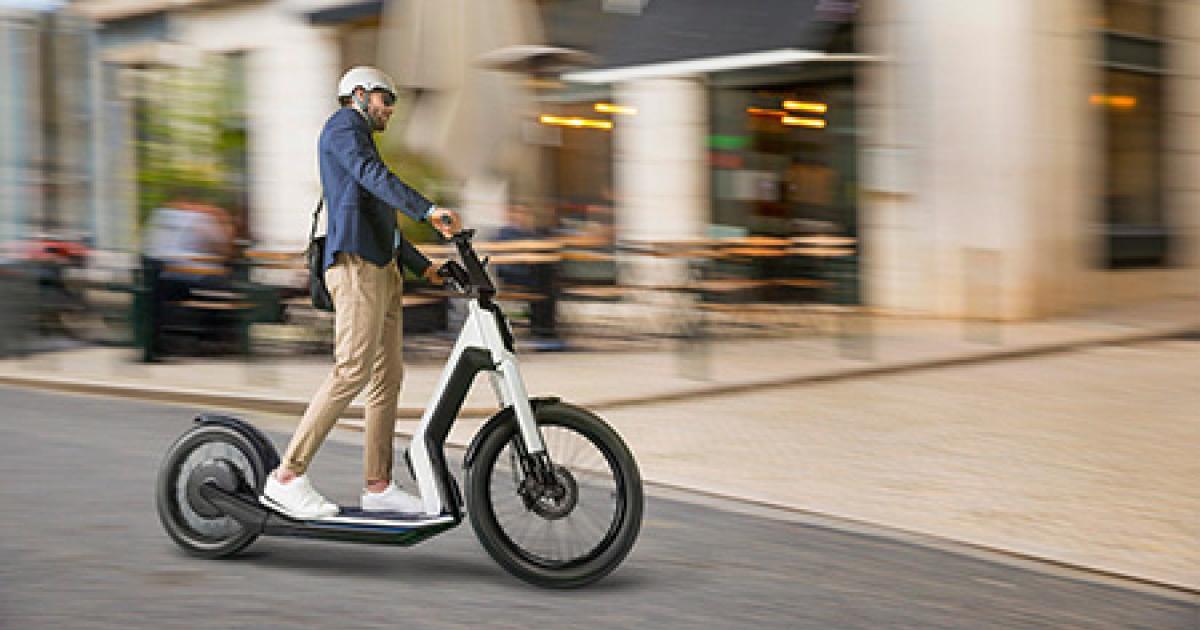 VW und Niu bauen gemeinsam E-Scooter