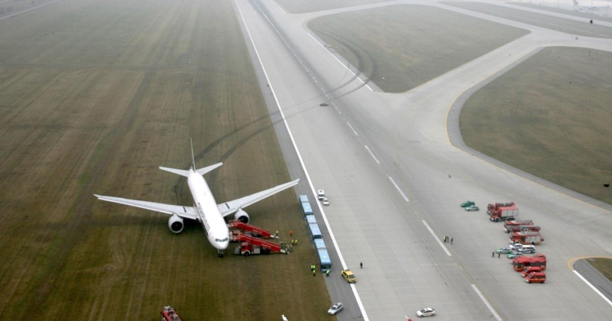 Billiger Hack lässt Flugzeuge neben der Piste landen