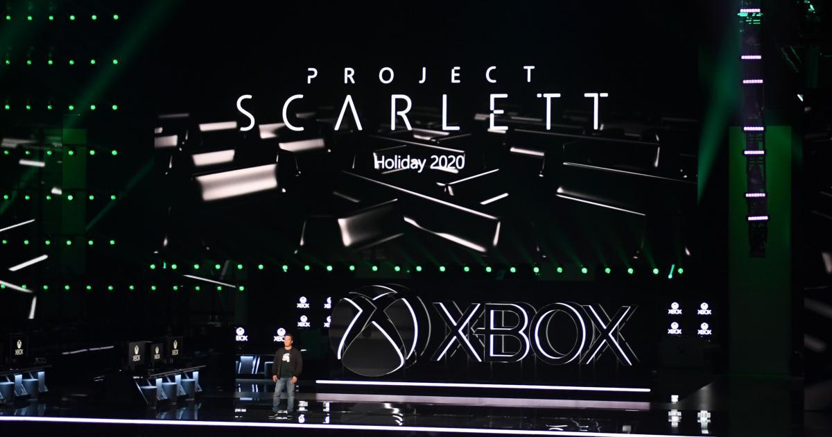 Microsoft präsentiert neue Xbox mit 8K und SSD