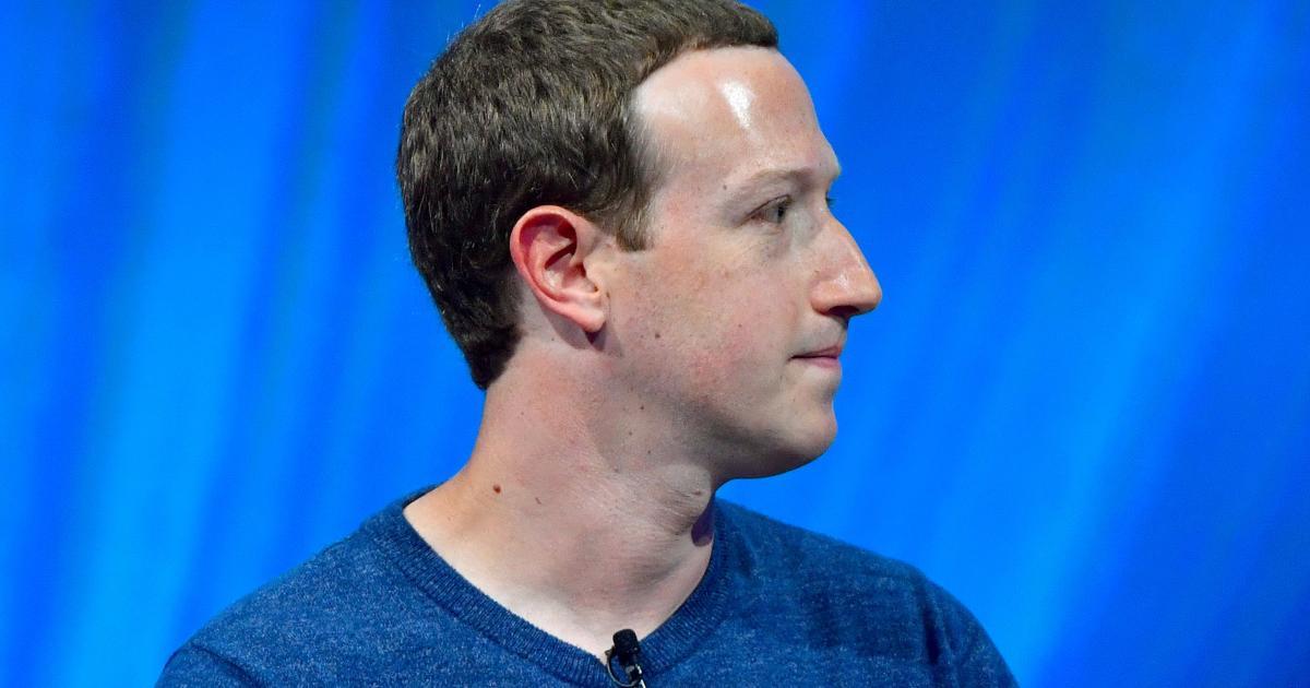 Deepfake-Video von Mark Zuckerberg bleibt auf Instagram
