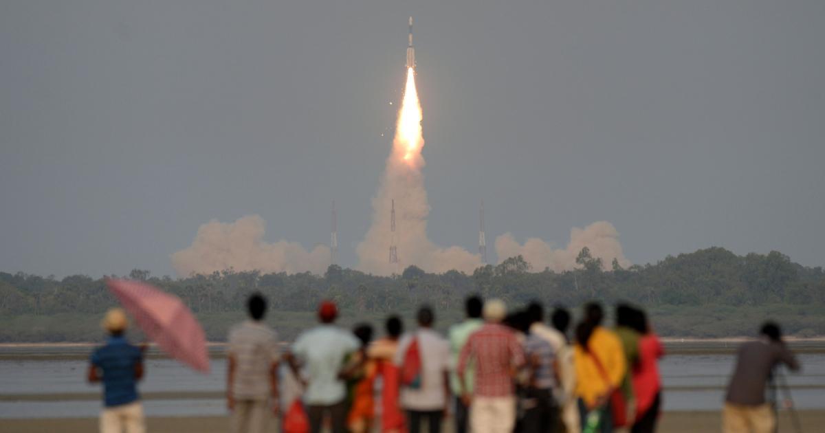 Indien will eine eigene Raumstation errichten