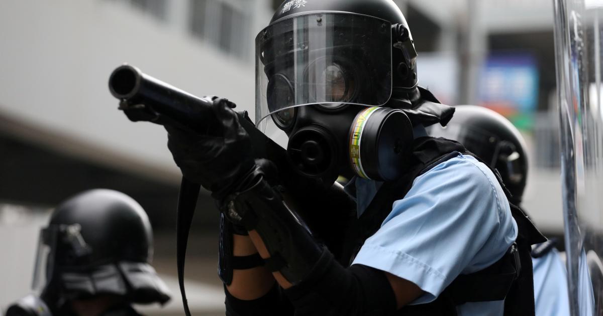 Forscher entwickeln virtuelles Stresstraining für Polizisten