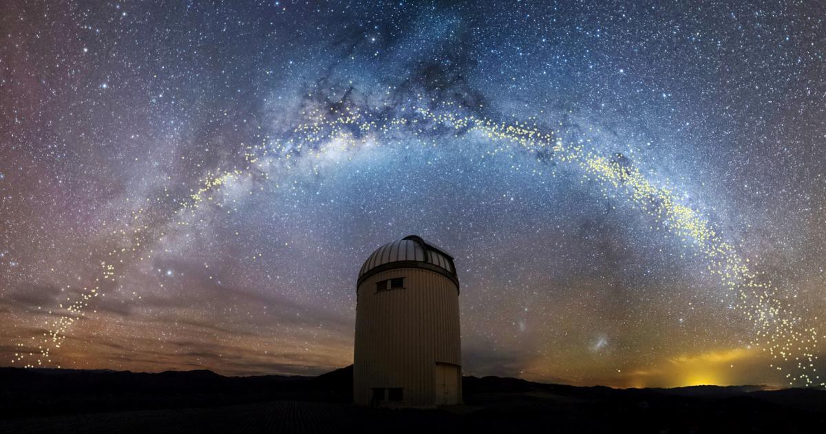 Niemand weiß, wieso das Schwarze Loch der Milchstraße plötzlich leuchtete