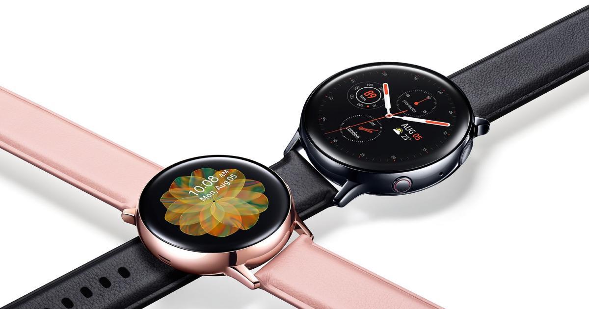 Samsungs neue Galaxy Watch passt sich Lebensstil an