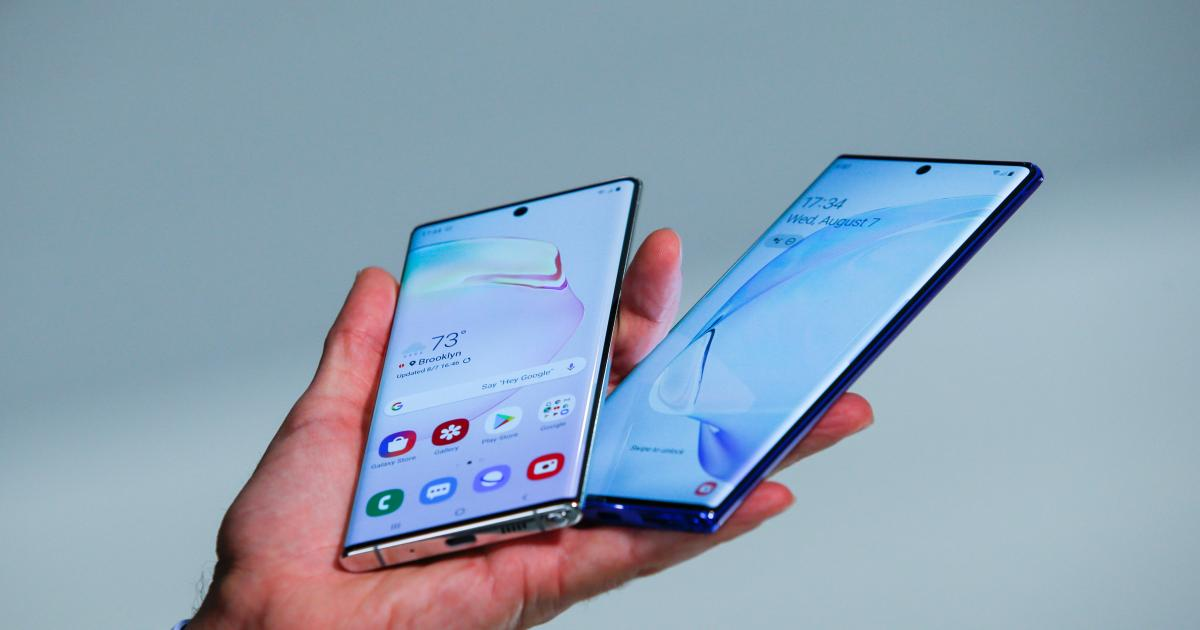 Samsung could bring 2020 smartphone with graphene battery