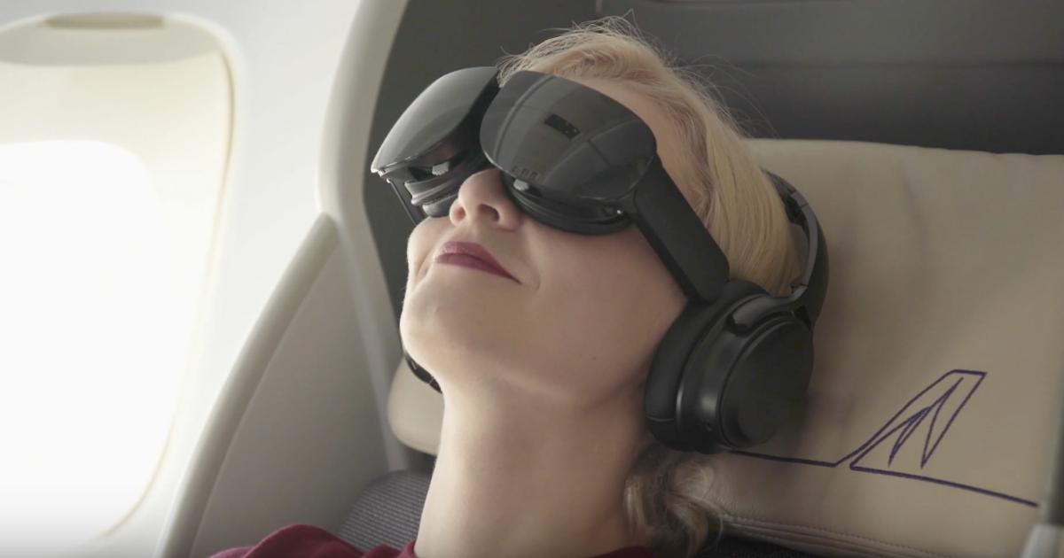 British Airways will VR-Spaß beim Fliegen anbieten