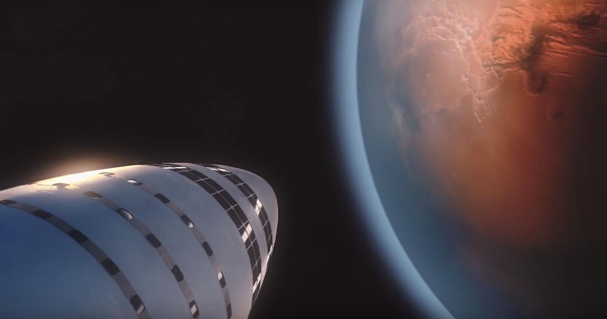 Elon Musk will wieder den Mars mit Atombomben beschießen