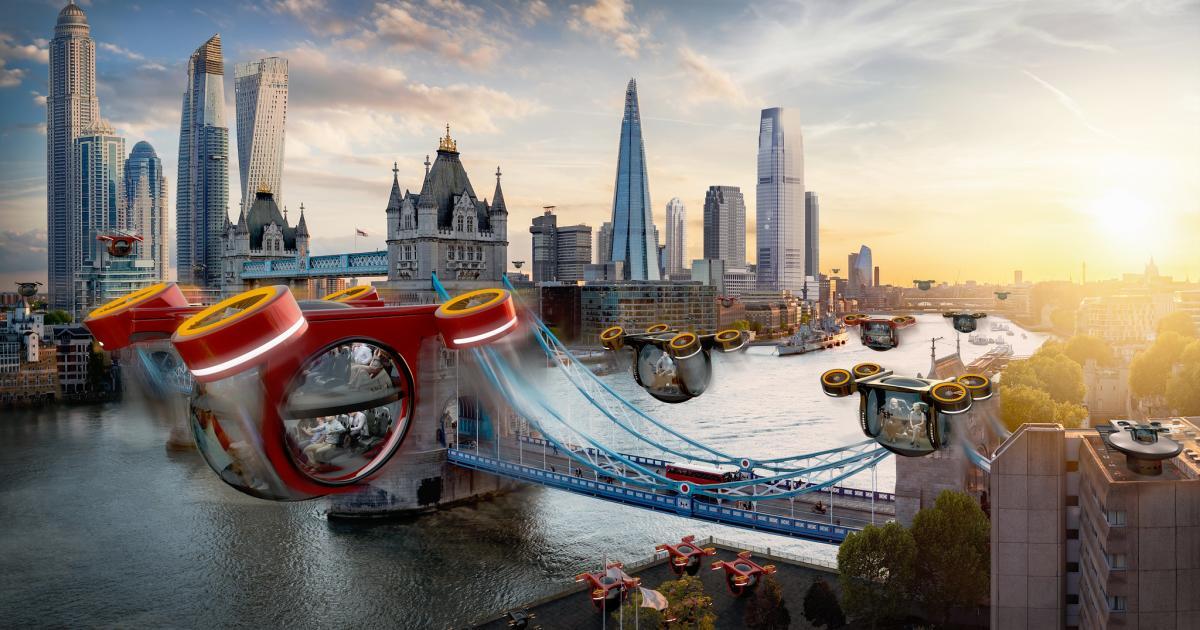 Quidditch und Weltraum-Reisen: Samsung blickt ins Jahr 2069
