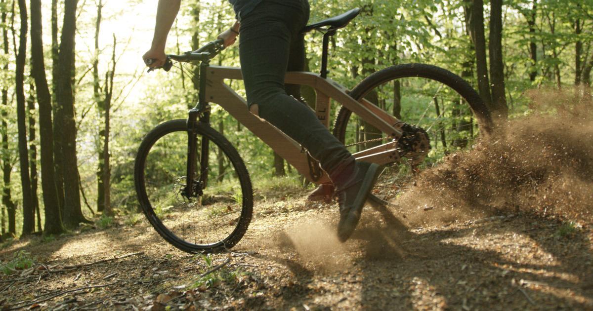 Start-up setzt auf maßgeschneiderte Räder und E-Bikes aus Holz