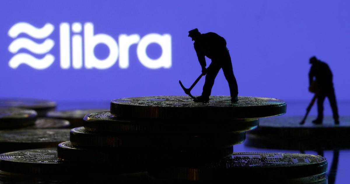 Facebooks Kryptowährung Libra hat einen neuen Unterstützer