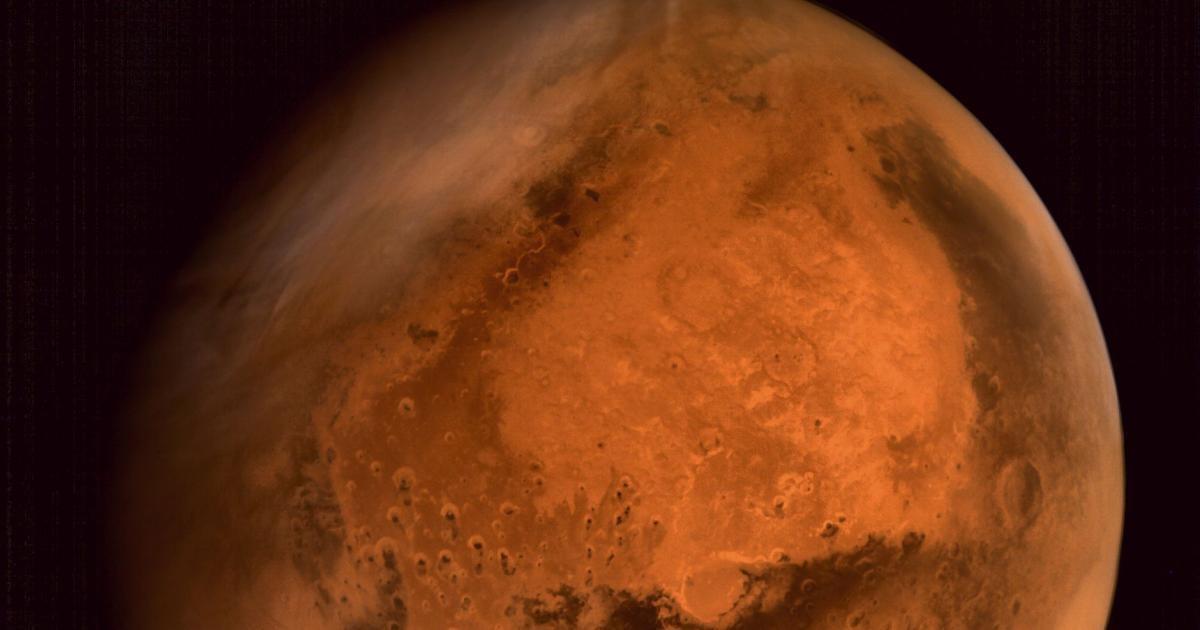 NASA-Ingenieur ist überzeugt, dass es Leben am Mars gibt