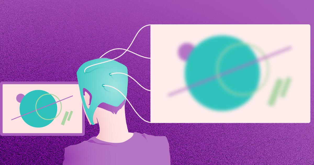 Diese Künstliche Intelligenz visualisiert, was Menschen denken