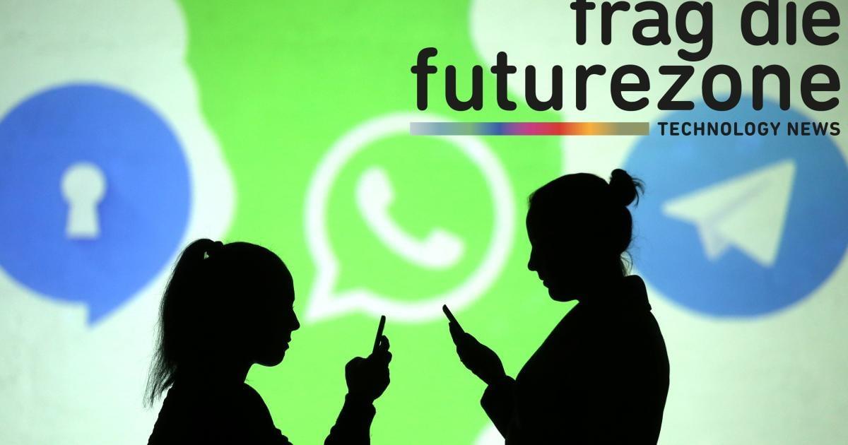 Signal Messenger Nachrichten Kommen Nicht An