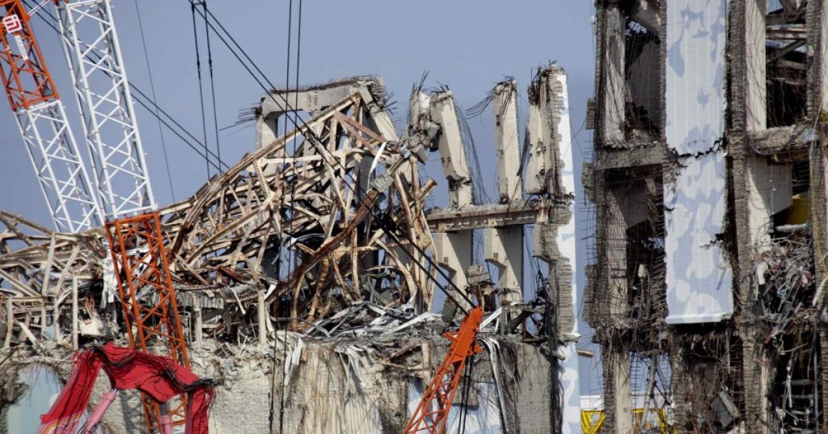 """Strahlung in Fukushima selbst für Roboter """"tödlich"""""""