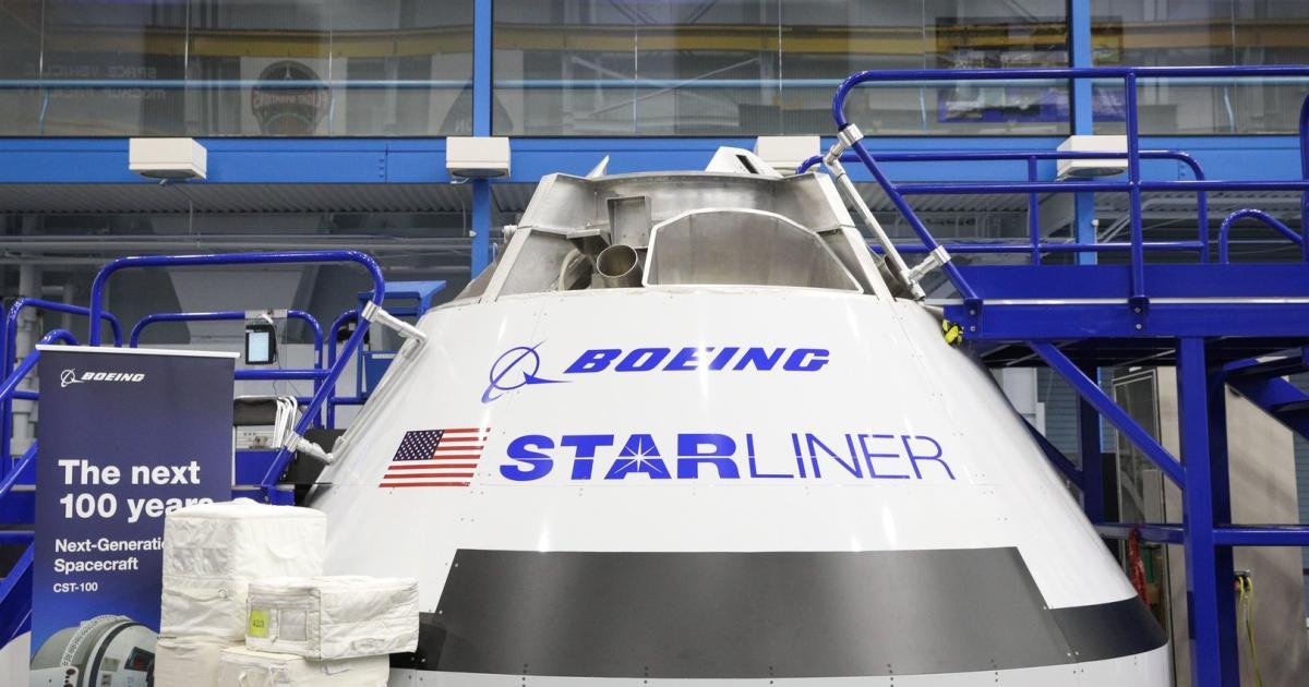 Boeings Starliner hat ein schwerwiegendes Problem